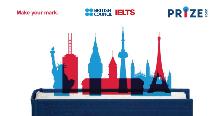 British Council Japan IELTS Prize 2021
