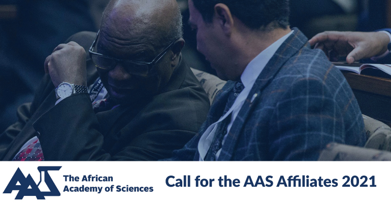 Call for the AAS Affiliates 2021