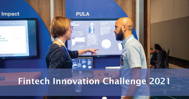 Fintech Innovation Challenge 2021