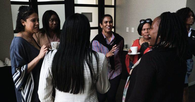 Fourth Cohort of the AWIEF Growth Accelerator 2021