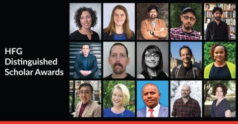 The Harry Frank Guggenheim Distinguished Scholar Awards 2021