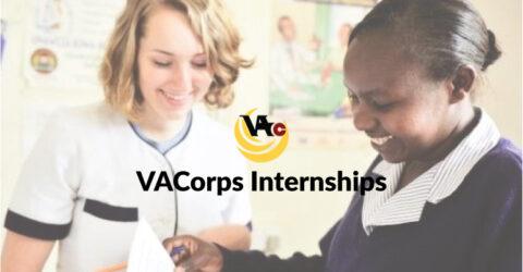 2021 Internship at VACorps