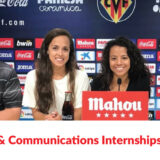 Marketing & Communications Internships in Valencia