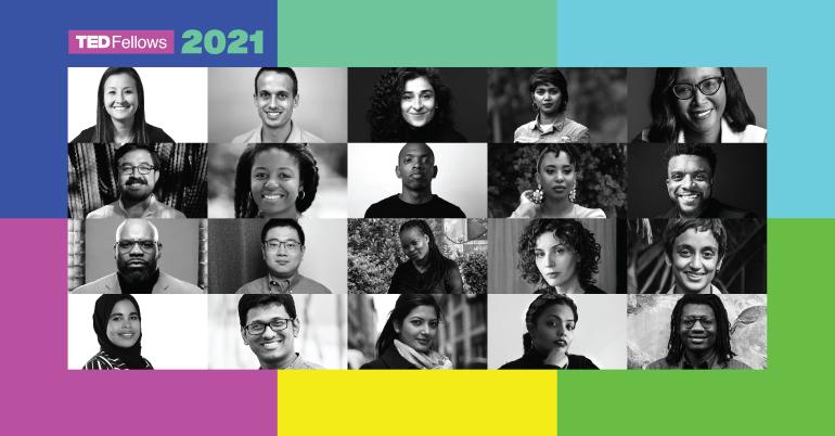 TED Fellows Program 2021
