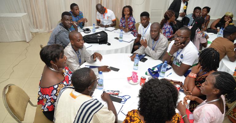 YALI RLC West Africa 2021