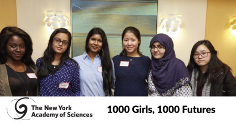1000 Girls, 1000 Futures Mentorship Program | The New York Academy of Sciences 2021
