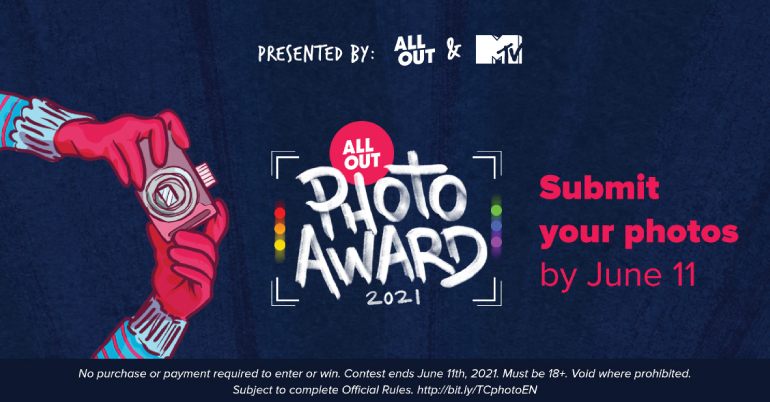 All Out Photo Award 2021