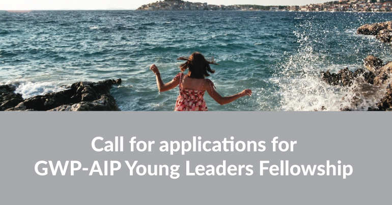 Call for applications for GWP-AIP Young Leaders Fellowship – Tunis based