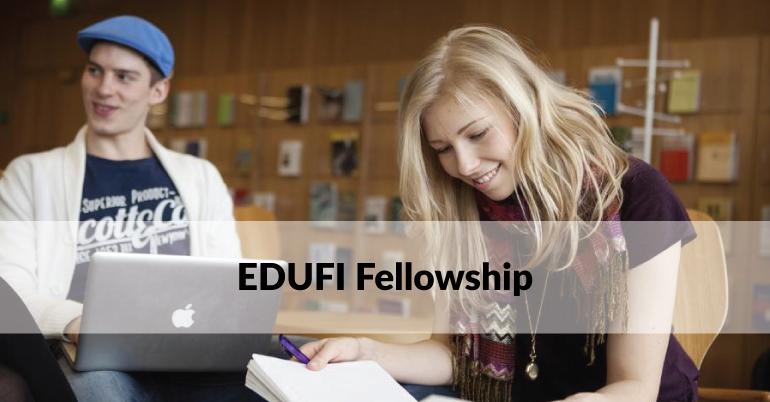EDUFI Fellowship
