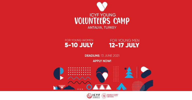 ICYF International Volunteer Camp in Turkey 2021