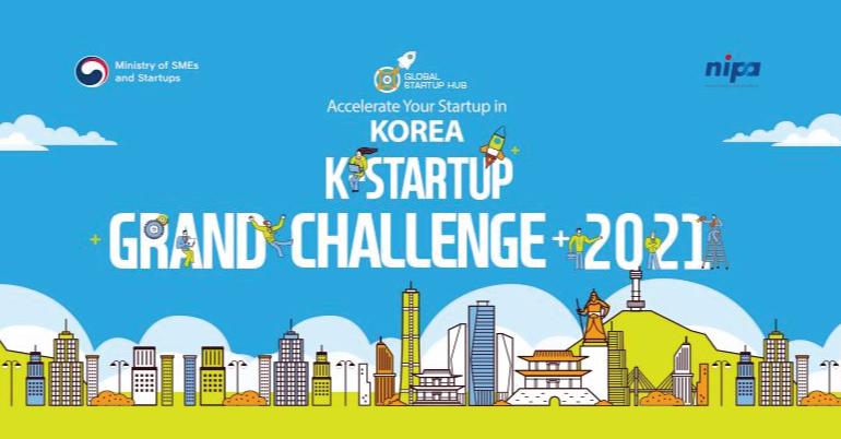K-Startup Grand Challenge 2021