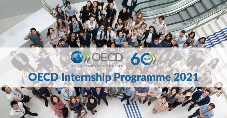 OECD Internship Programme 2021