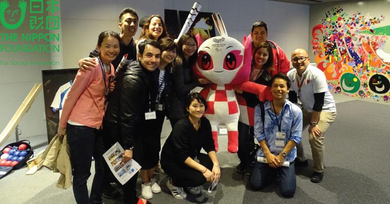 The Nippon Foundation Nikkei Scholarship