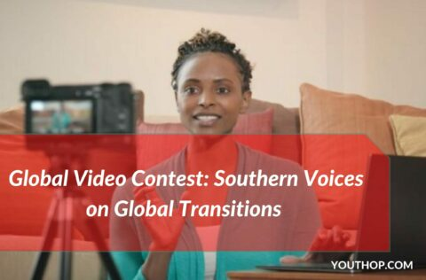 Global Video Contest: Southern Voices on Global Transitions