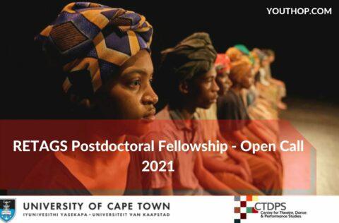 RETAGS Postdoctoral Fellowship – Open Call