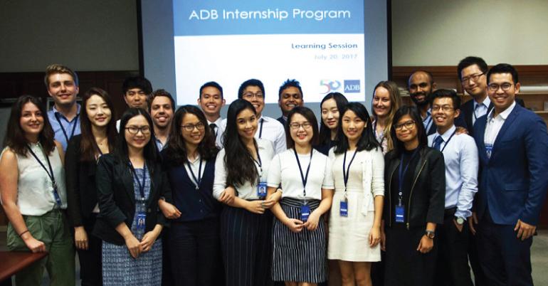 ADB Internship Program