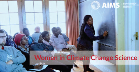 AIMS NEI Fellowship Program 2021 for Women in Climate Change Science