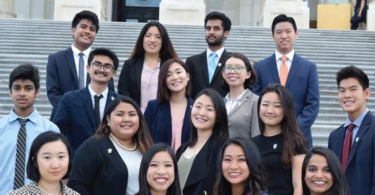 Congressional Internship 2021
