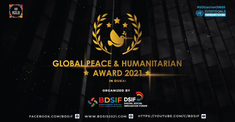 Global Peace & Humanitarian Awards