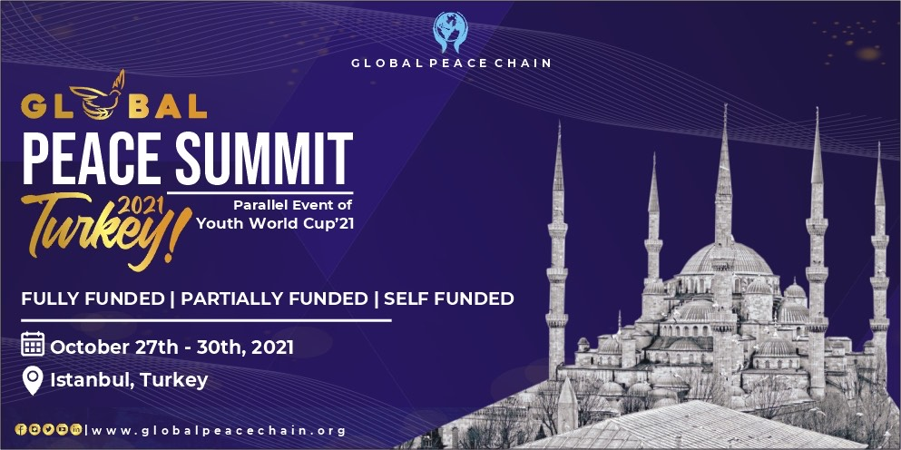 Youth World Cup Global Peace Chain 2021
