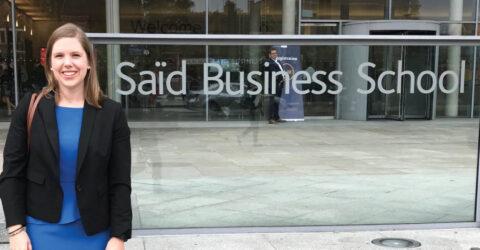 Jane M. Klausman Women in Business Scholarship 2021