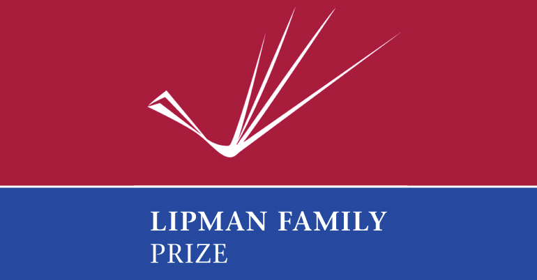 Lipman Family Prize 2022