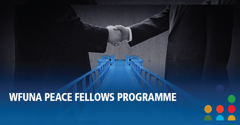WFUNA Peace Fellows Programme 2021