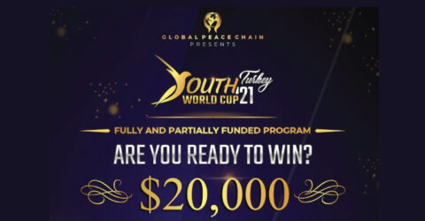 Youth World Cup 2021 By Global Peace Chain