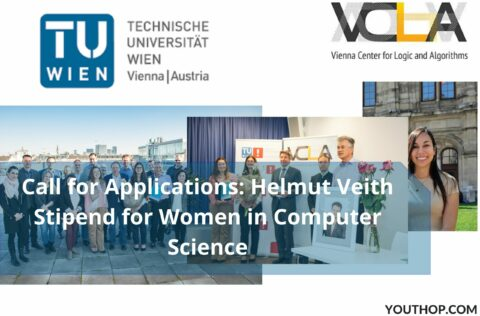 Helmut Veith Stipend 2021 for Women in Computer Science