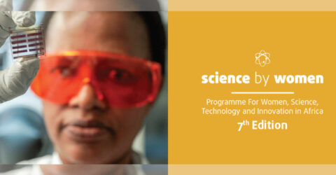 7th Edition of Science By Women Program Request for Applications For Visiting Senior Research Fellowships