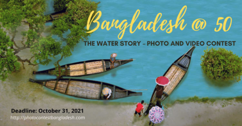 Bangladesh@50: The Water Story – Photo and Video Contest