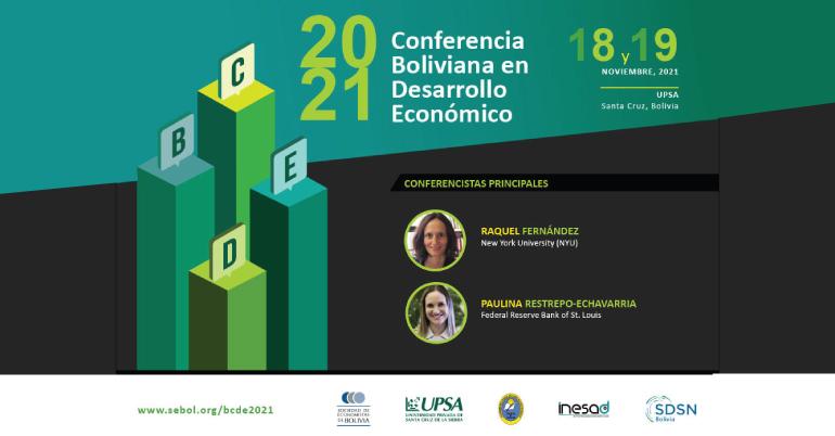 Bolivian Conference on Development Economics (BCDE2021)