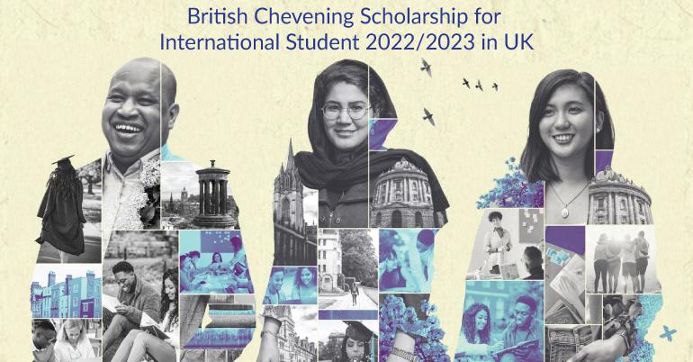 British Chevening Scholarship for International Student 2022/2023 in UK