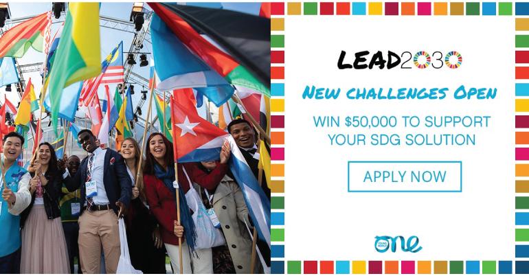 Lead2030 Challenge for SDG 2