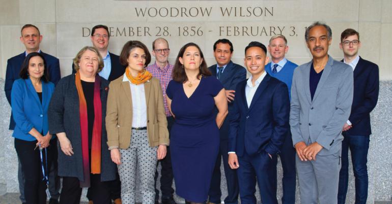 Woodrow Wilson Center International Fellowship Program in Washington 2021-22