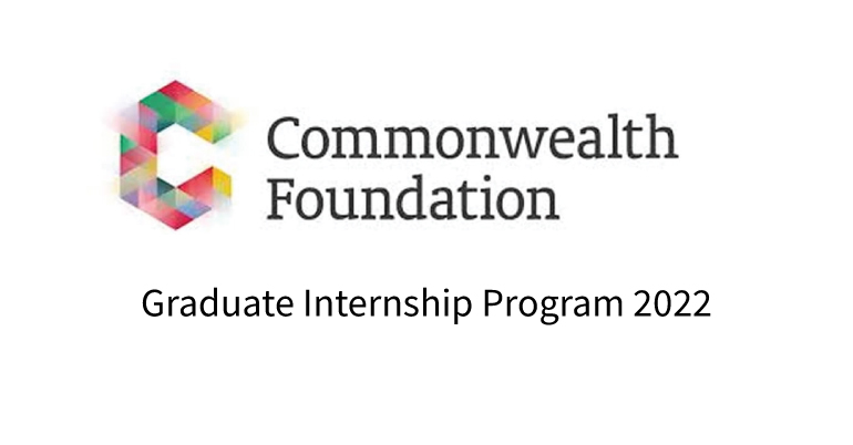 Commonwealth Foundation Graduate Internship Program 2022 (Paid)