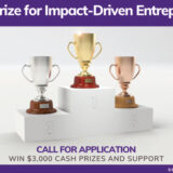 Savvy Prize for Impact-Driven Entrepreneurs