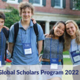 Yale Young Global Scholars Program 2022
