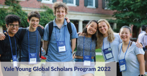 The Yale Young Global Scholars Program 2022