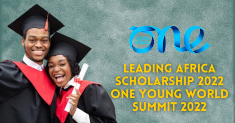 One Young World | Leading Africa Scholarship 2022 (Fully Funded)