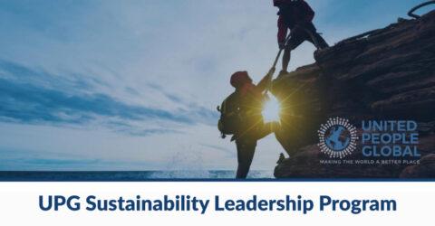 UPG Sustainability Leadership Program 2022