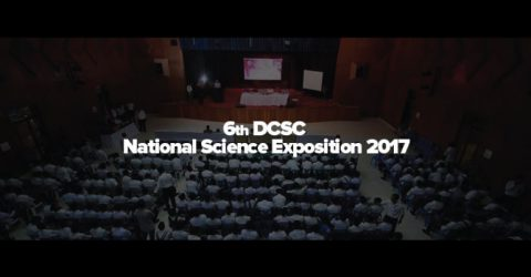 6th DCSC National Science Exposition 2017 in Dhaka