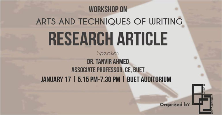 writing a research article Chapter 10 writing the research paper 161 interest your reader the immediate context in which you are writing the paper provides one set of clues.