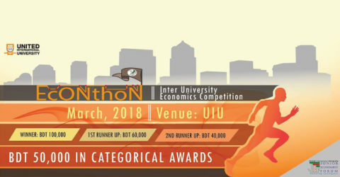 Ecothon 2018 at United International University, Dhaka
