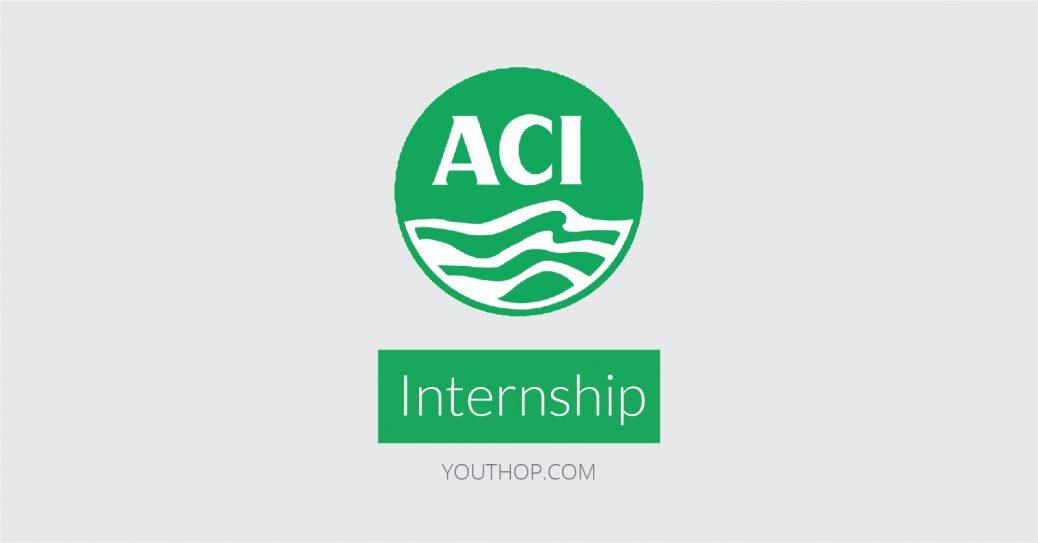 Paid Internship at ACI Motors Limited 2018