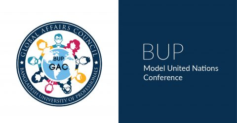 BUP Model United Nations Conference 2018