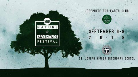 2nd Josephite Nature & Adventure Fest'18,Dhaka.