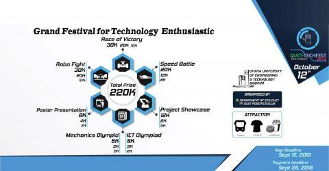 DUET Techfest-2k18