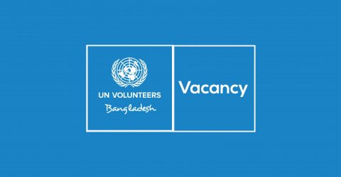 Vacancy at UNV Bangladesh 2019 in Cox's Bazar
