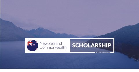 New Zealand Commonwealth Scholarship 2019